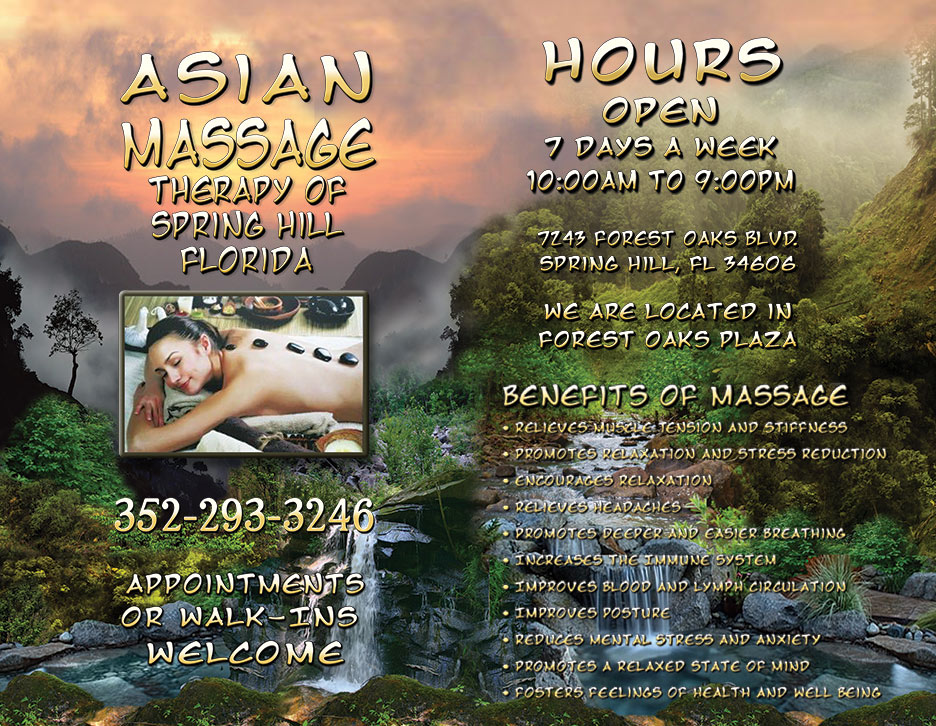 Asian Massage of Spring Hill